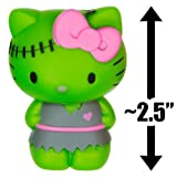 Green Frankenstein Hello Kitty: ~2.5 Halloween Hello Kitty X Funko Mystery Minis Vinyl Mini-Figure Series