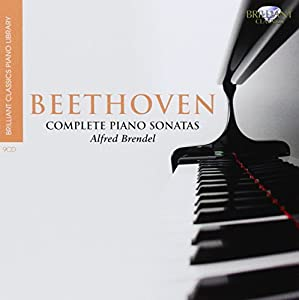 Beethoven: Complete Piano Sonatas - Brilliant Piano Library