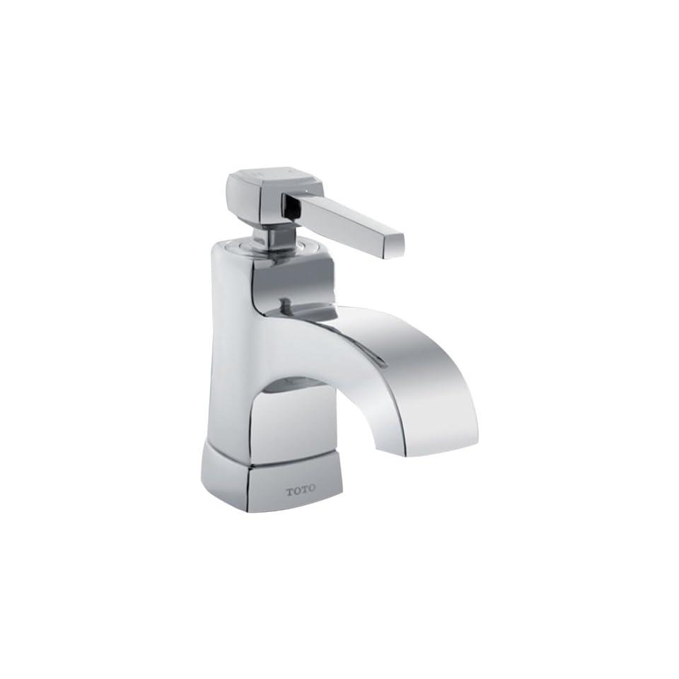 Toto TL670SDL#CP 1.5 GPM Ethos Design NI Single Handle Lavatory Faucet, Polished Chrome