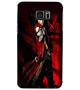 SAMSUNG GALAXY NOTE 5 HERO Back Cover by PRINTSWAG