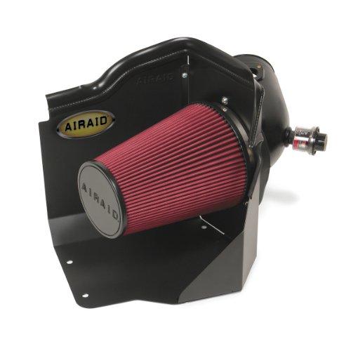Airaid Air Intake W/Dry Synthamax, 06 Gmc Sierra Duramax 2500Hd/3500, 07 2500Hd/3500 Classic
