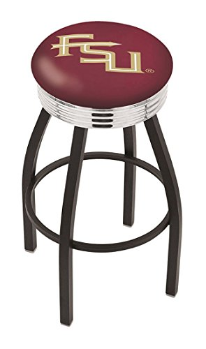 "NCAA Florida State Seminoles ""Script"" 30"" Bar Stool"