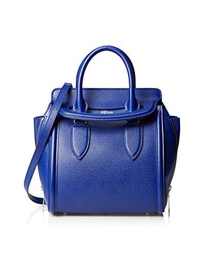 Alexander McQueen Women's Small Heroine, Blue