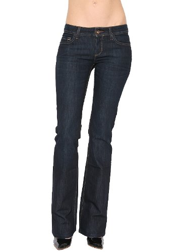 DL1961 Jeans Women's Milano Boot Cut in Mykonos Size 25