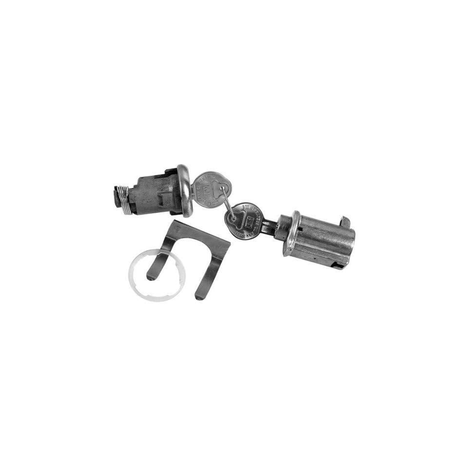 New Chevy Impala Lock Set   Glovebox, Trunk 61 62