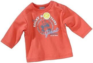 Sanetta Long Sleeve Baby Orange with Uv Protection 30 Size 68