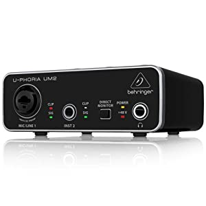 Behringer UM2 Audio Interface
