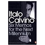 "Six Memos for the Next Millennium (Penguin Modern Classics)von ""Italo Calvino"""