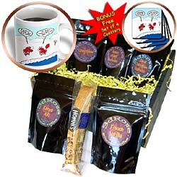 Rich Diesslins Funny General - Editorial Cartoons - Lobster Bad Vacation Spots - Coffee Gift Baskets - Coffee Gift Basket