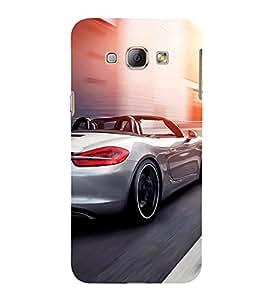 EPICCASE Supercar Mobile Back Case Cover For Samsung Galaxy A7 (Designer Case)