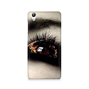 MOBICTURE Eyes Premium Designer Mobile Back Case Cover For Vivo Y51L back cover,Vivo Y51L back cover 3d,Vivo Y51L back cover printed,Vivo Y51L back case,Vivo Y51L back case cover,Vivo Y51L cover,Vivo Y51L covers and cases