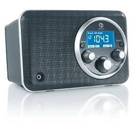 Boston Acoustics Horizon Solo High Performance AM/FM Clock Radio (Midnight)