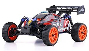 1/16 Exceed RC Blur Nitro Remote Control RC Buggy (WildRed 2.4G RTR) ***STARTER KIT REQUIRED AND SOLD SEPARATELY***