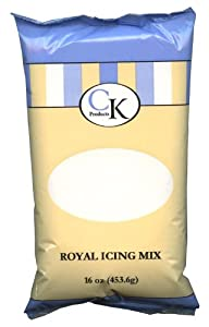 CK Products Royal Icing Mix, 1 pound Bag