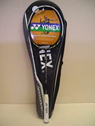 Yonex Nanoray 70 DX Badminton Racquet (Black/Lime Green)
