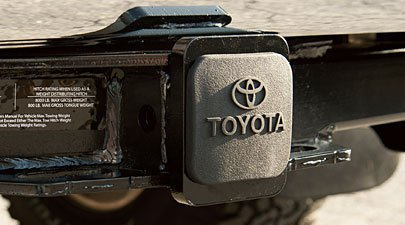 Best Review Of Hitch Cover Genuine Toyota New in Packaging