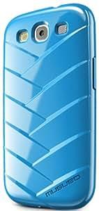 Musubo Mummy MU11017BE Case for Samsung Galaxy S3 Sky (Blue)