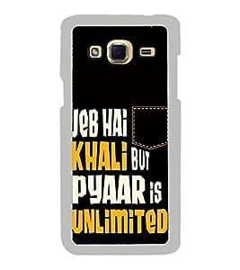 Quote 2D Hard Polycarbonate Designer Back Case Cover for Samsung Galaxy J3 2016 :: Samsung Galaxy J3 2016 Duos :: Samsung Galaxy J3 2016 J320F J320A J320P J3109 J320M J320Y