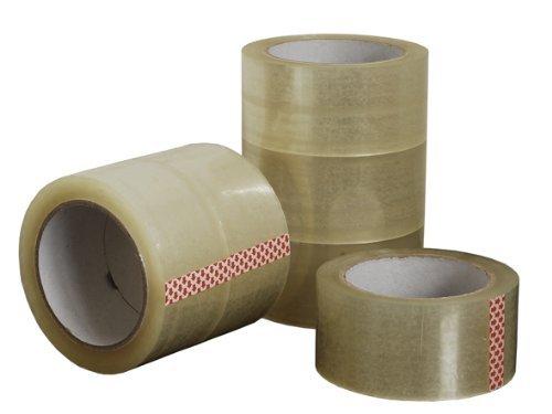 Generic-6-Rollen-Paketband-Klebeband-Packband-Klar-50-mm-x-66-m