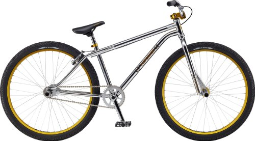 GT Performer BMX Bike Chrome 26