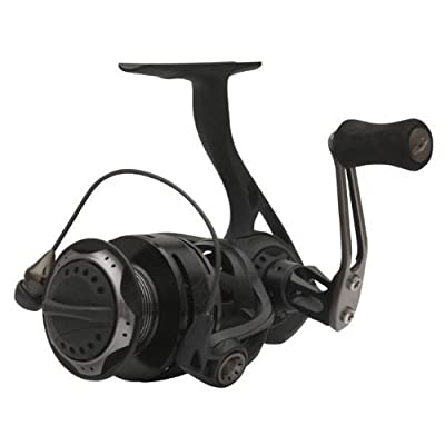 Quantum Fishing Smoke Pt 10bb Spinning Reel by Quantum Fishing