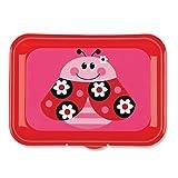 Stephen Joseph Snack Box, Ladybug, Pink