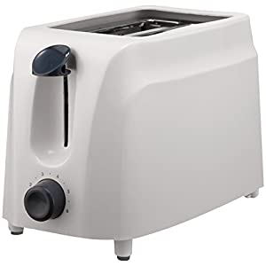 Brentwood TS-260W Cool-Touch Toaster, 2-Slice from Petra (Drop Ship)