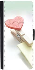 Snoogg Throw Your Heartdesigner Protective Flip Case Cover For Samsung Galaxy...
