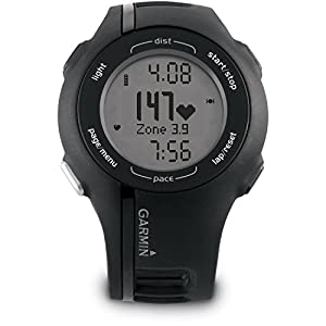 Garmin Forerunner 210 Water Resistant GPS Enabled Watch without Heart Rate Monitor