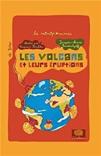 Les volcans et leurs éruptions, Bardintzeff, Jacques-Marie