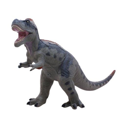 羽毛ティラノサウルス ビニールモデル グレー