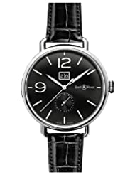 NEW BELL & ROSS WW1 AUTOMATIC MENS WATCH BRWW1-90-GRANDE-DATE-RESERVE-DE-MARCHE