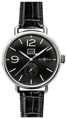 Bell & Ross Ww1 Automatic Mens Watch Brww1-90-Grande-Date-Reserve-De-Marche