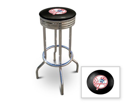 Yankees Bar Stool New York Yankees Bar Stool Yankees Bar  : 41FddWXk84L from www.newyawkfangear.com size 500 x 414 jpeg 19kB