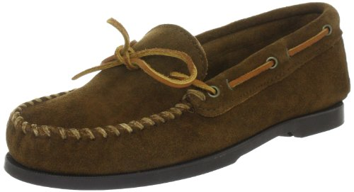 Cheap Minnetonka Men's Classic Camp Moccasin (749X)