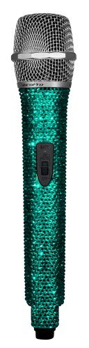 Vocopro U-Diamond-P Handheld Wireless Microphone, Emerald Color: Emerald