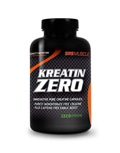 Kreatin Zero by SRS Muscle