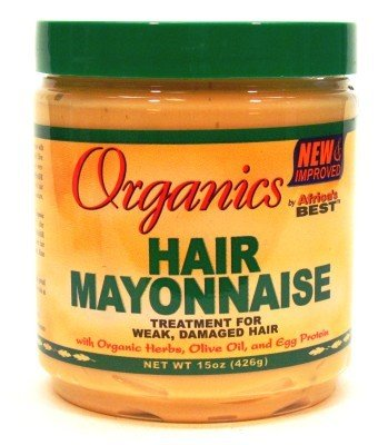 Africa's Best Organincs Mayo 15 oz. Jar (Treatment)
