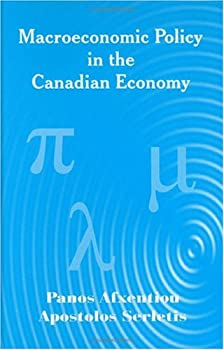 macroeconomic policy in the canadian economy - panos afxentiou and apostolos serletis