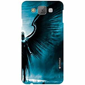 Printland Back Cover For Samsung Galaxy E7 - fly Designer Cases
