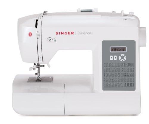 SINGER 6199 Brilliance 100-Stitch Computerized Sewing Machine