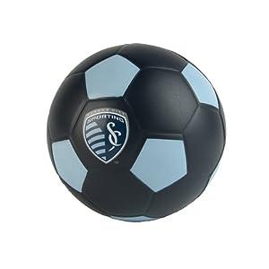 MLS Kansas City Wizards Foam Soccer Ball by Foamheads