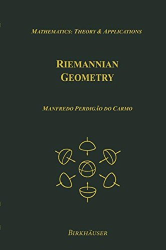 Riemannian Geometry (Mathematics: Theory & Applications)