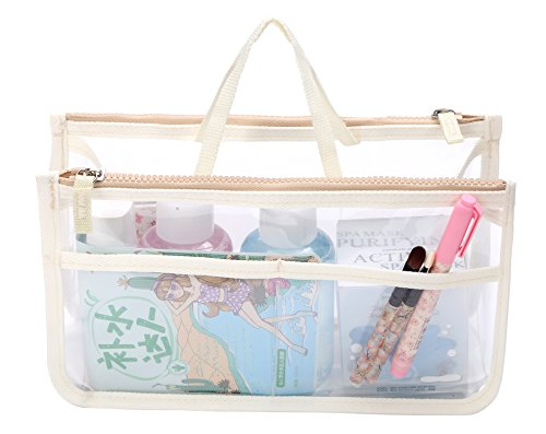 Travel Smart Hand Pouch Bag In Bag Organiser In Cosmetic Gadget Purse Organizer (In Purse Organizer compare prices)