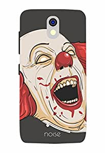 Noise Bloody Joker-Black Printed Cover for HTC 526G