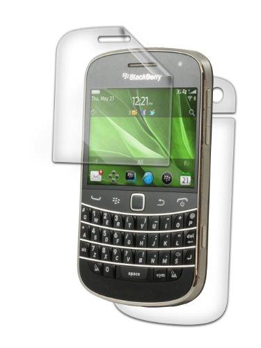 ZAGG BLKBRY9000FB InvisibleShield for BlackBerry Bold 9000, Full Body