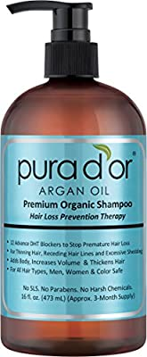 PURA D'OR Hair Thinning Therapy Regimen