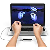 Leap Motion Controller for Mac or PC (Retail Packaging and Updated Software)