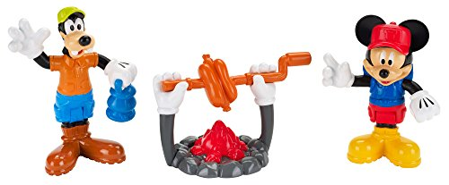 Fisher-Price Disney Mickey Mouse Clubhouse Mickey & Goofy Campfire Pack
