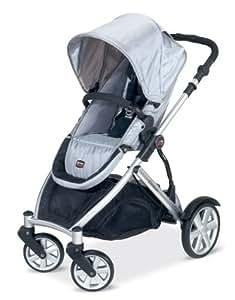 Britax B-Ready Stroller, Silver (Prior Model)